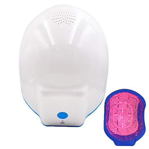 Hair Growth Helmet Device Hair Loss Prevent Promote Hair Regrowth Cap Massage Equipment 2