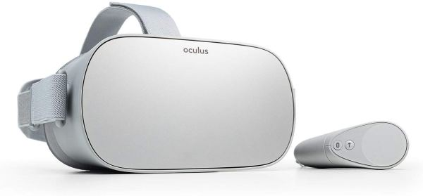 Oculus Go Standalone Virtual Reality Headset – 32GB by Oculus