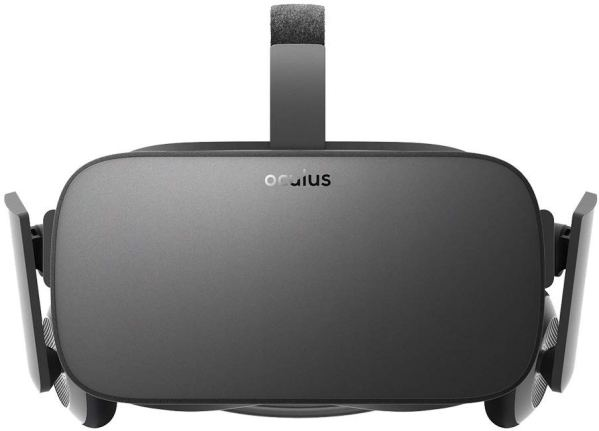 Oculus Rift + Touch Virtual Reality System by Oculus