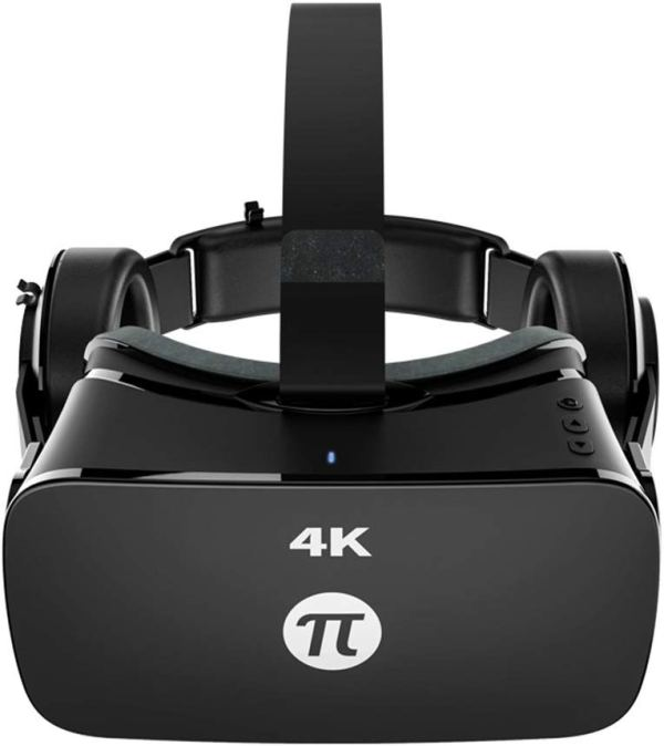 PIMAX 4K Virtual Reality Headset VR Headset 3D VR Glasses for PC Game Video by PIMAX