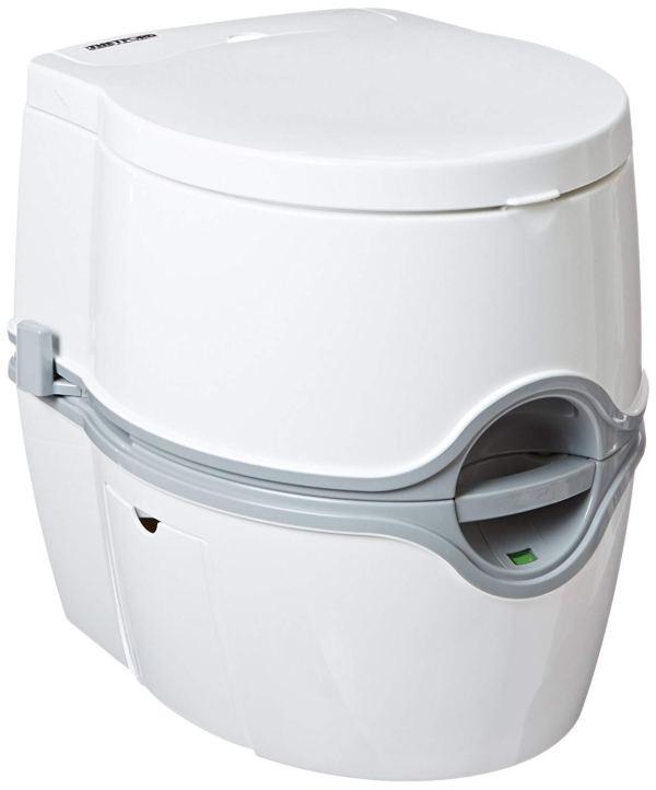 Porta Potti Curve Toalete Portátil para RV