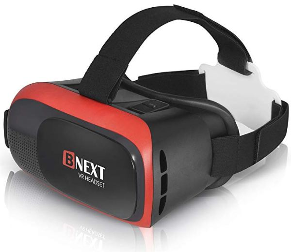 VR Headset for iPhone & Android Phones Virtual Reality Goggles