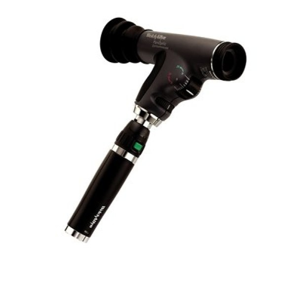 Welch Allyn PanOptic Ophthalmoscope Blue Filter & Lens