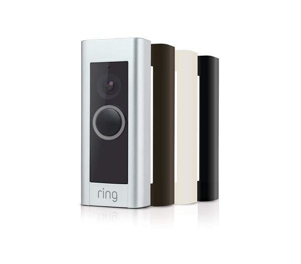 Ring Video Doorbell Pro, Works with Alexa (existing doorbell wiring required)6