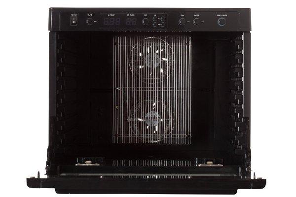Tribest Sedona SD-P9000 Digitally Controlled Food Dehydrator With BPA-Free Trays, Black2