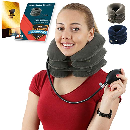 Cervical Neck Traction for Instant Neck Pain Relief