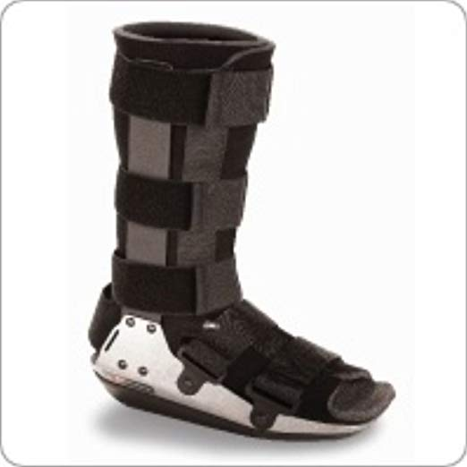 Bledsoe JWalker Fracture Cast Boot, Without Mid-Calf Regular Medium