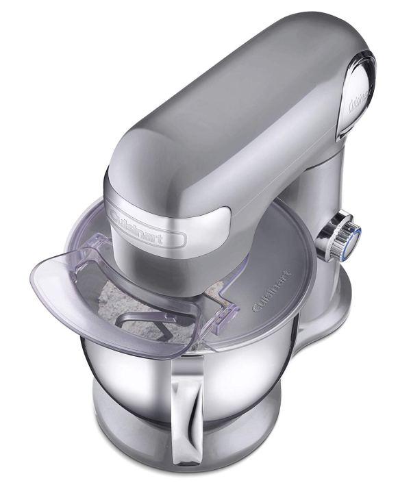 Cuisinart SM-50 5.5 – Quart Stand Mixer, Branco3