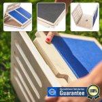 Professional Adjustable Wooden Incline Slant Board5