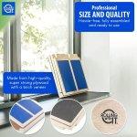Professional Adjustable Wooden Incline Slant Board6