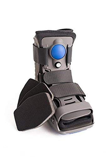 The Orthopedic Guys CAM Air Walker, Lightweight Short Boot for Foot & Ankle Fracture, Leg Fracture Boot (Small) 3