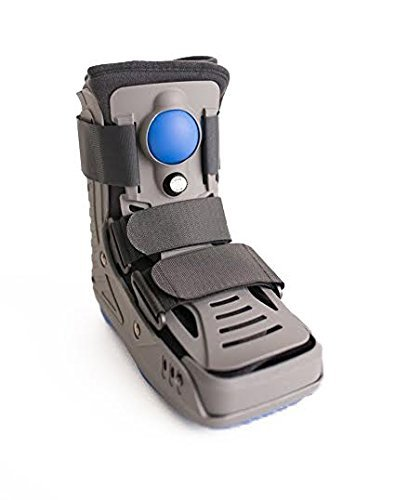 The Orthopedic Guys CAM Air Walker, Lightweight Short Boot for Foot & Ankle Fracture, Leg Fracture Boot (Small)