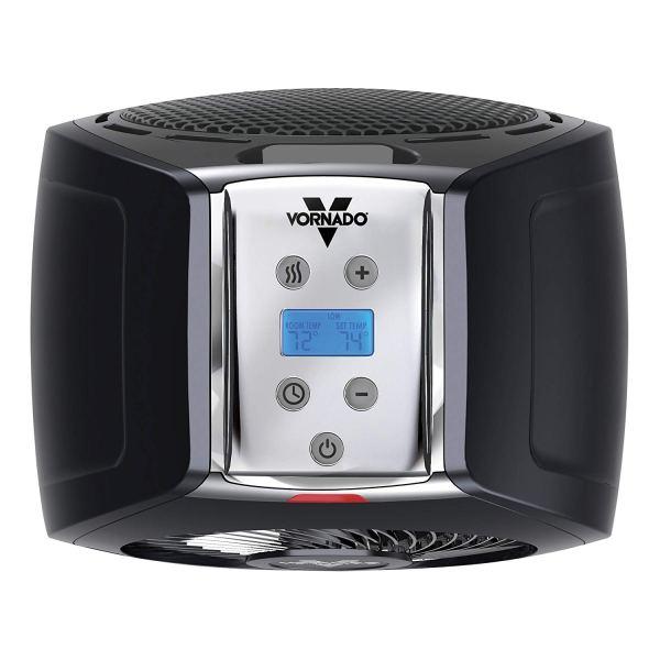 Vornado TVH500 Whole Room Vortex Aquecedor (Preto)2