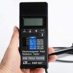EMF-827 Eletromagnético Campo mTesla, EMF com separado Probe EMF8272