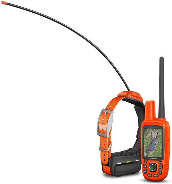 Kit Garmin Astro 430:T 5 Dog Tracking Bundle