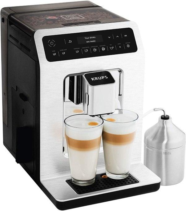 Máquina automática de café e cappuccino KRUPS EA89