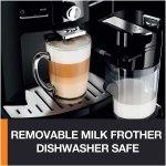 Maquina de cappuccino totalmente automática-KRUPS EA8298 4