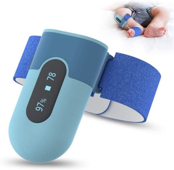 Monitor de oxigênio para bebês BabyO2 c Alarme no APP