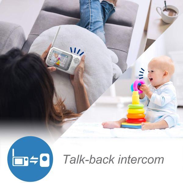 VTech VM350 monitor de vídeo para bebês ~p