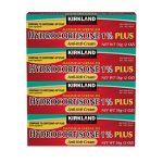 Kirkland Signature Hydrocortisone 1% PLUS Anti-coceira – 56g Cada