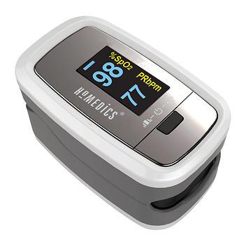 Oxímetro de pulso HoMedics Premium