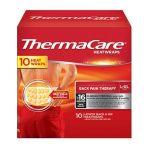 Terapia térmica direcionada ThermaCare parte inferior das costas e quadril L XL – 10 Adesivos