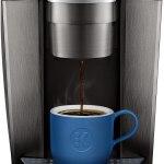Máquina de café Keurig K-Elite cafeteira K-Cup de dose única com capacidade para café gelado