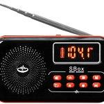 Rádio Sbox Ghost Box Scanner
