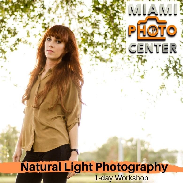Natural Light Photography Workshop 2