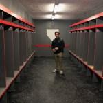 Southridge Locker Room
