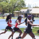 Spartan Athletics Girls Track