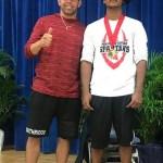 Spartan Athletics Award
