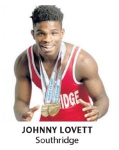 Spartan Athletics Johnny Lovett