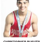 Spartan Athletics Christopher Busutil