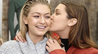 Gigi and Bell Hadid
