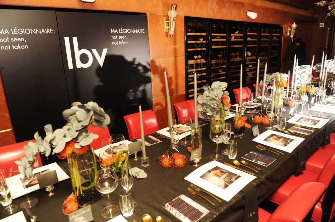 LBV Wine Society Dinner at Faena Miami Beach