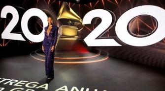 Lais Ribeiro Hosted The Latin Grammys Brazil Premiere Show