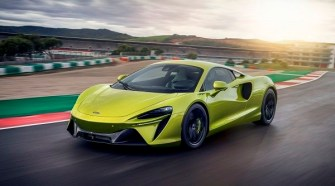 McLaren unveils High-Performance Hybrid Supercar - The McLaren Artura