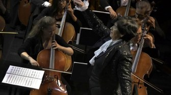 SOUTH FLORIDA SYMPHONY ORCHESTRA NAMED PARTNER IN THE ARTS FOR THE PARKER
