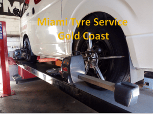 Miami Tyre Service open 7 days
