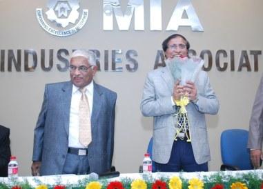 MIDC Industries Association Foundation Day - President Mr. Mayank Shukla