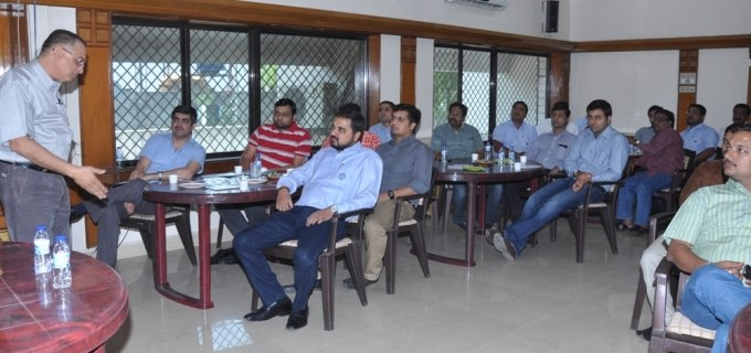'Soft Skill' Programme with the members - MIDC Industries Association