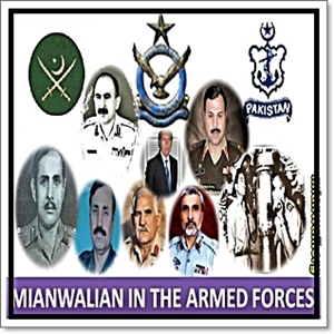 MIANWALIAN IN THE ARMED FORCES