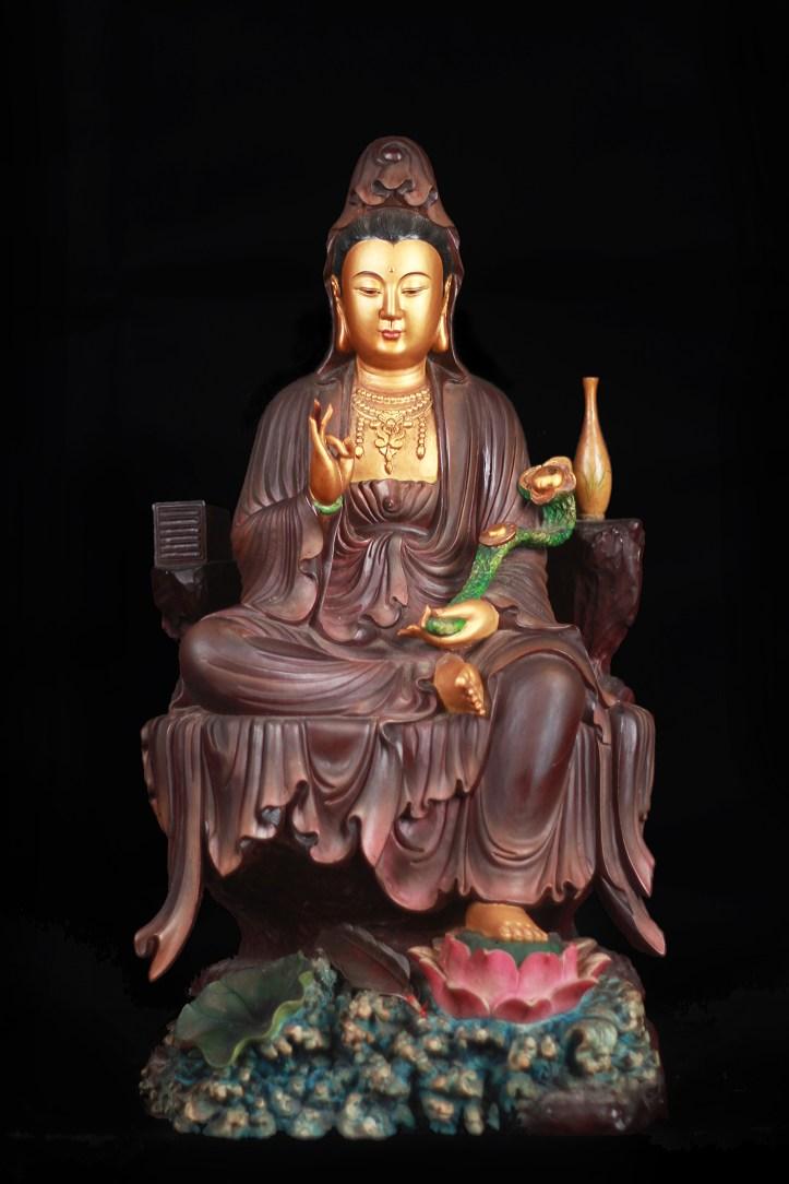 大慈大悲觀世音菩薩 – 妙覺堂