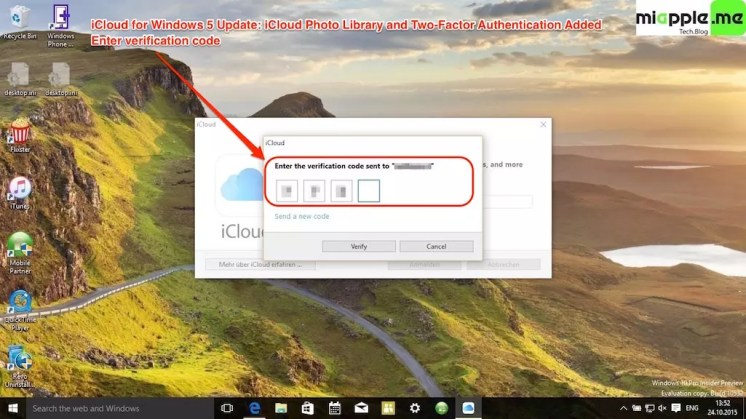 iCloud for Windows 5_two-factor authentication_2