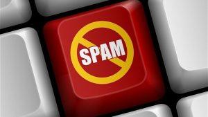 proteger spam