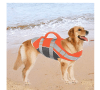 BOCHO Wave Rider's Reflective Dog LifeJacket