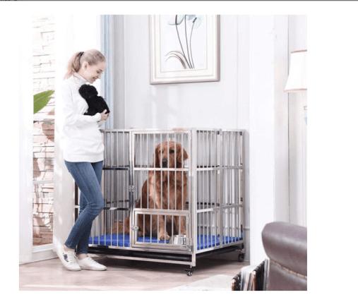 training Dog Crates