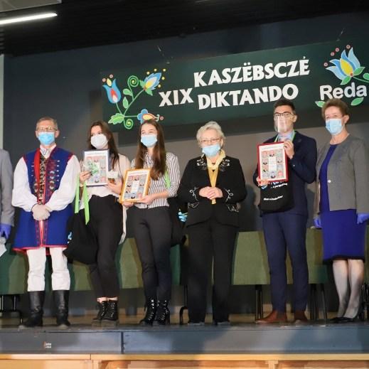 XIX Dyktando Kaszubskie wRedzie