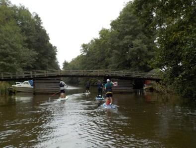 Ihanan tervantuoksuinen silta